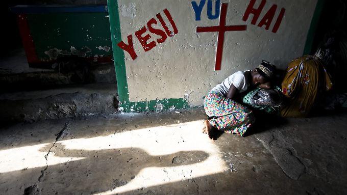 Somalia rückt auf Platz zwei der Länder, in denen Christen besonders stark verfolgt werden.