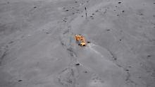 Organisatoren streichen Königsetappe: Heftiger Erdrutsch stoppt Dakar-Piloten
