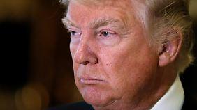 Deutsch-amerikanische Beziehungen: Trumps Unberechenbarkeit bereitet Experten Sorge