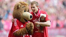 Es war nicht alles schlecht: Holger Badstuber, deutscher Fußballmeister 2013.