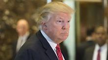 """Trump ist sauer: """"Leben wir in Nazi-Deutschland?"""""""