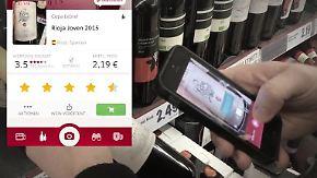 n-tv Ratgeber: App soll beim Weinkauf helfen