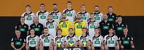 """Deutscher Kader für die Handball-WM: Das sind die neuen """"Bad Boys"""""""