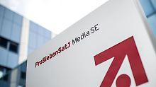 Tradingchance mit Calls?: ProSiebenSat.1 steckt fest