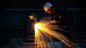 Kräftiges Wachstum: Es läuft rund in der deutschen Wirtschaft
