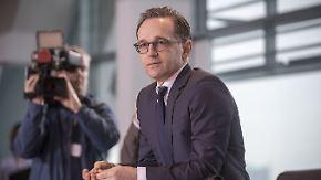 Will einen umfassenden Bericht zum Fall Amri vorlegen: Justizminister Heiko Maas