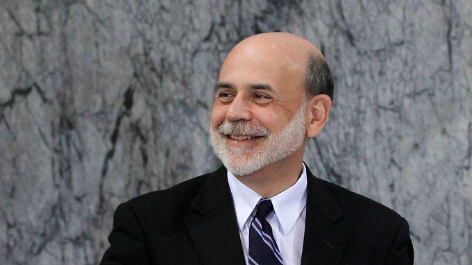 Fed-Chef Ben Bernanke lag mit seinen Deflationseinschätzungen richtig.