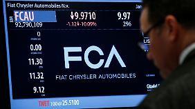Vorwurf der Abgas-Manipulationen: US-Umweltbehörde ermittelt gegen Fiat Chrysler