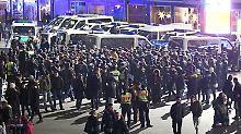 Kaum Nordafrikaner überprüft: Kölner Polizei revidiert Angaben zu Silvester