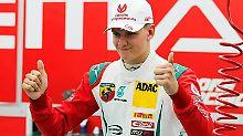 Mick Schumacher wird heute 18 Jahre alt - und kann endlich den Führerschein machen.