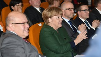 Innere Sicherheit, soziale Marktwirtschaft: CDU klopft erste Themen für Marathon-Wahljahr fest