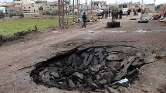 Selbstmordanschlag und Raketenbeschuss: Situation in Damaskus bleibt labil