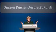 """Streit um Obergrenze: Merkel kann """"mit dem Dissens leben"""""""