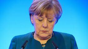 Trotz Streits um Obergrenze: Merkel setzt im Wahljahr auf Allianz mit der CSU