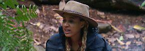 … diese werte Dame hier. Sarah-Joelle puscht erst den Streit um eine nassgewordene Matratze hysterisch in die Höhe und legt sich dann auch noch ...