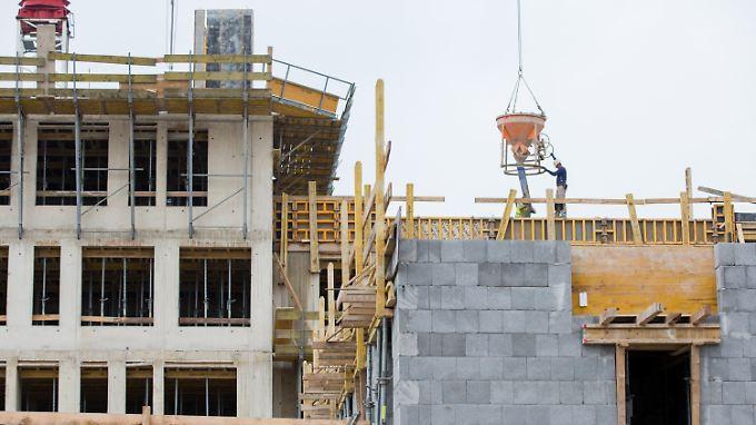 In der Baubranche gibt es in jedem Bundesland unterschiedliche Vorschriften.