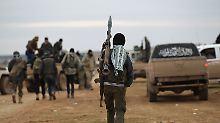 Russland leitet Syrien-Gespräche: Rebellengruppen wollen doch verhandeln