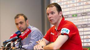"""Handball WM: Deutschland - Saudi Arabien: Sigurdsson: """"Ein Sieg ist Pflicht"""""""