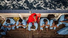 Rekordzahlen aus Libyen drohen: EU-Staaten fürchten neues Flüchtlingschaos