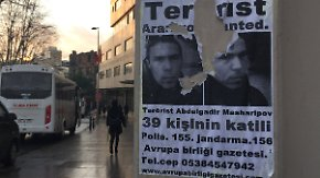 Festnahme nach Silvesterattentat: Usbeke gesteht Anschlag auf Nachtklub in Istanbul