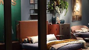 Erlaubt ist, was gefällt: Das sind die Trends der Möbelmesse IMM Cologne