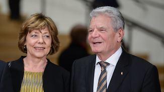 Abschied als Bundespräsident: Gauck brachte dem Amt die Würde zurück
