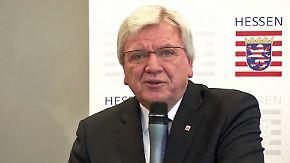 """Bouffier: """"Herausforderung für Frankfurt"""": Viele britische Unternehmen erwägen Firmensitzverlagerung in EU"""