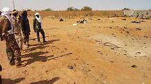 Attentäter töten 60 Menschen: Al-Kaida bekennt sich zu Anschlag in Mali