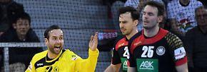 Einen großen Anteil am Erfolg hat auch Keeper Silvio Heinevetter.