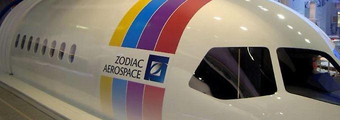 Safran will Zodiac, MTU profitieren: Airbus erwächst neuer Herausforderer