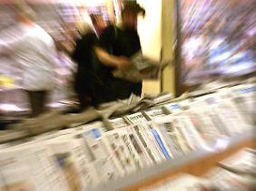 Zeitungen, TV und Radio berichten gern über Konflikte. Das kann problematische Folgen haben.