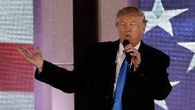 Trump wird Präsident: An den Märkten kehren die Sorgen zurück
