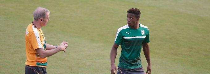 Gegen Marokko muss ein Sieg her: Elfenbeinküste droht Vorrunden-Aus
