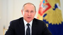 """""""In den kommenden Monaten"""": Treffen von Putin und Trump rückt in Ferne"""