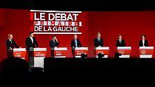 Élyséekandidaten der Sozialisten: Sieben Zwerge in aussichtsloser Mission