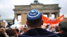 Bericht stellt rasante Zunahme fest: Israel rügt Antisemitismus in Deutschland