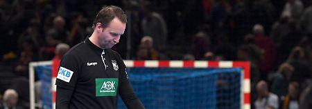 Stieß gegen die Kataris an seine Grenzen: Deutschlands scheidender Trainer Sigurdsson