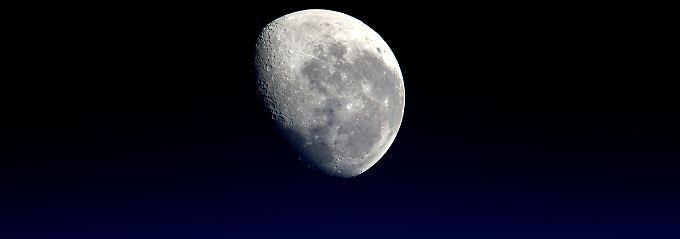 """Drei Jahre nach dem """"Jadehasen"""": China bereitet Start zum Mond vor"""