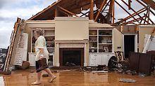 Heftige Unwetter in den USA: Zahl der Toten nach Tornados steigt