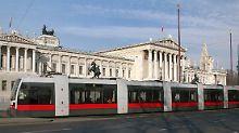 Kurioser Fall in Wien: Polizei fasst Straßenbahn-Dieb