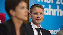 Kein Parteiausschluss: Warum Höcke in der AfD bleiben darf