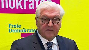 Vorerst kein Treffen mit Merkel: Trump sorgt weiter für Beunruhigung in der deutschen Politik