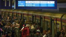 Betrug in der Berliner S-Bahn: Zockten Kontrolleure Touristen ab?