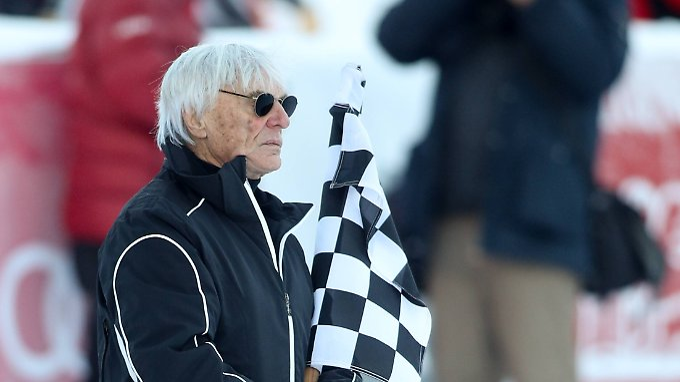 Ende einer Ära: Ecclestone führt nicht länger die Geschicke der Formel 1.