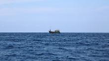 Tauchurlaub wird zum Albtraum: Boots-Touristen springen über Bord