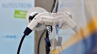"""""""Kaufprämie ist ganz großer Flop"""": E-Autos bleiben Ladenhüter"""