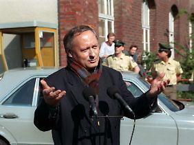 Oskar Lafontaine blieb der Einzug ins Kanzleramt verwehrt.