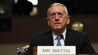 Bündnispartner atmen auf: US-Verteidigungsminister Mattis erklärt Verbundenheit mit Nato
