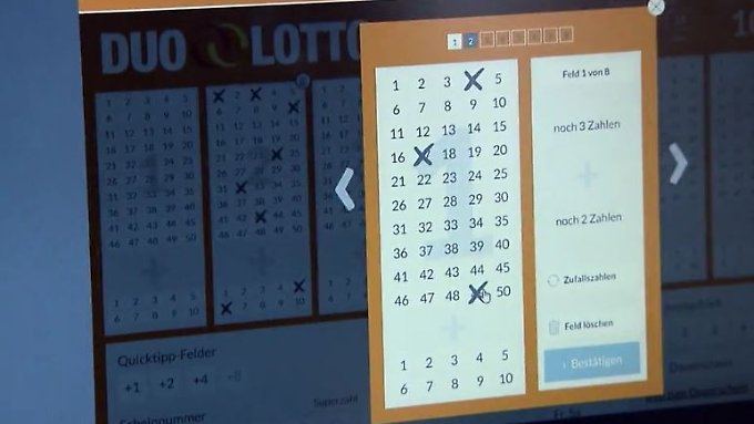 lotto im internet legal 2017