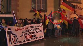 """Anschläge geplant: """"Reichsbürger"""" soll rechte Terrorgruppe gebildet haben"""